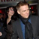 Caterina Murino with her Ex-boyfriend Bryan Adams