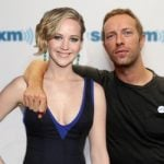 Chris Martin and Lawrnce