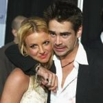 Colin Farrel and Britney