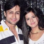 Daljeet Kaur with her Ex-husband Shaleen Bhanot