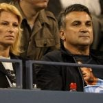 Djokovic parents