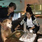 Gautam Gupta with his mother, Madhu Gupta