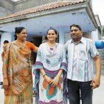 Hardik Patel family