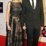 Ileana D'Cruz with Andrew Kneebone