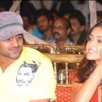 Prabhas with Ileana DCruz
