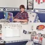 Justin Bieber At His Home in Toronto