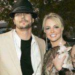 Kevin Federline and Britney