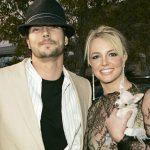 Kevin Federline and Britney