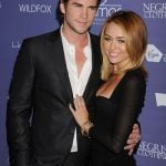 Liam Hemsworth and Miley