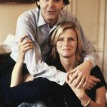 Linda Eastman and McCartney