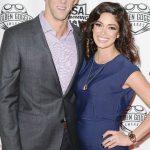 Michael Phelps with his girlfriend Nicole Johnson