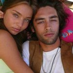 Miranda Kerr with Jay Lyon