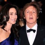 Nancy Shivell and Paul McCartney