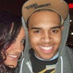 Natalie Nunn and chris brown