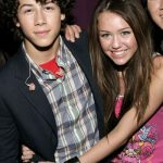 Nick Jona and Miley