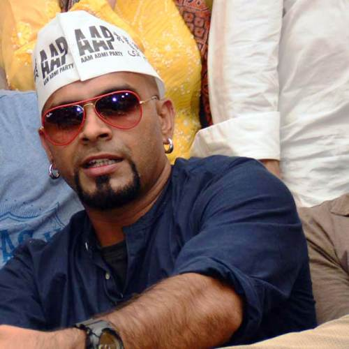 Raghu Ram Supporting Aam Aadmi Party-AAP