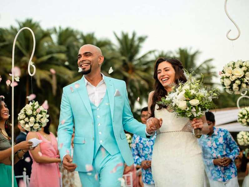 Raghu Ram's Second Marriage Picture