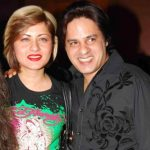 Rahul Roy with his Ex-wife Rajalaxmi Khanvilkar