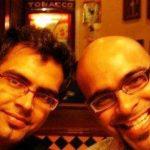 Rajiv Laxman with hair