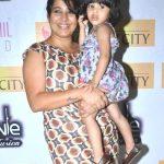 Ritu Seth with her daughter