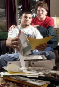 Roman Reigns In Teenage Days