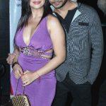 Sambhavna Seth with Avinash Dwivedi