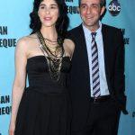 Sarah Silverman with her Ex-boyfriend Alec Sulkin