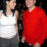 Sarah Silverman with her Ex-boyfriend David Cross