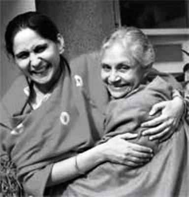 Image result for sheila dixit with family