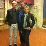 Tomas Berdych with Parents