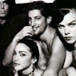 Tony Ward and Madonna