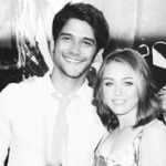 Tyler Posey and Miley