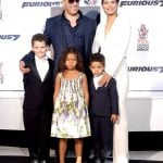 Vin Diesel and Kids