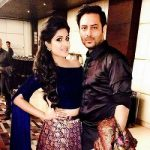 Shefali Sharma with husband Varun Sethi