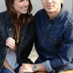 Alex Morgan With Her Husband