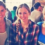 Alex Morgan With Her Sisters