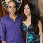 Ashutosh Gowariker with wife Sunita