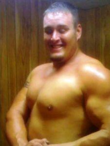 Braun Strowman Clean Shave Look