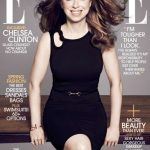 Chelsea Clinton on Elle Cover