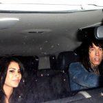 Demi Lavato on a ride with Trace Cyrus