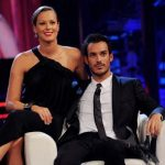 Federica Pellegrini and Luca Marin