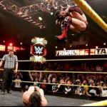 Finn Balor Coup de grace finisher