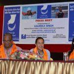 Gaurika Singh Goodwill Ambassador