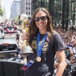 Carli Lloyd  Height, Weight, Age, Biography, Affairs & More