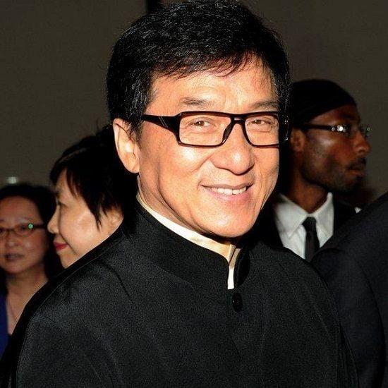 Jackie Chan profile