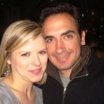 Kate Bolduan with her husband