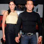 Katrina Kaif with Ex-boyfriend Salman Khan