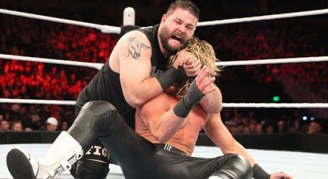 Kevin Owens Fighting
