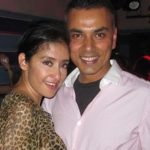 Manisha-Koirala partying with Samrat-Dahal