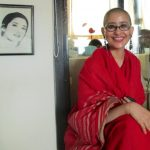 Manisha after surgery